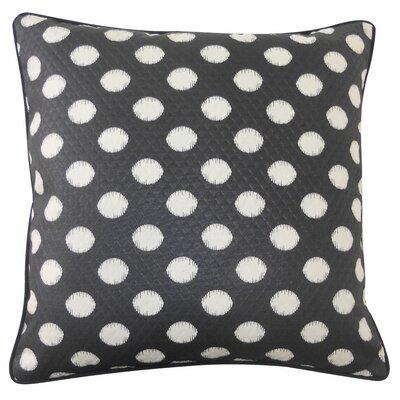 Jiti Spot Square Polyester Pillow