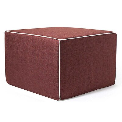 Jiti Rebel Window Ottoman in Chocolate