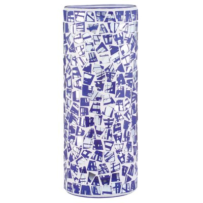 Paulmann Lighting Living 2Easy Interchangeable Lamp Shade in Blue and Dichroic