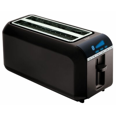 T-fal Digital 4-Slice Toaster