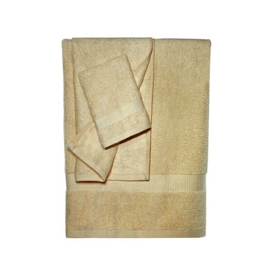 Pure Fiber Bamboo Bath Towel (Set of 3)