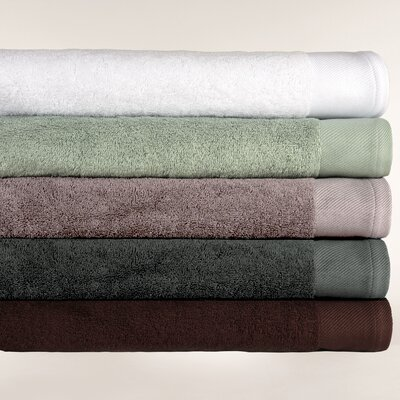 Pure Fiber Bamboo Spa 3 Piece Towel Set