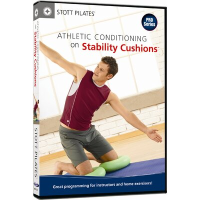 STOTT PILATES Athletic Conditioning on Stability Cushions DVD