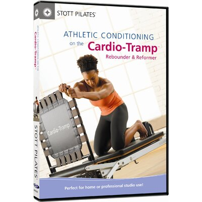 STOTT PILATES Athletic Conditioning on the Cardio-Tramp Rebounder and Reformer DVD
