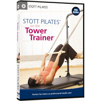 STOTT PILATES Stott Pilates on the Tower Trainer DVD