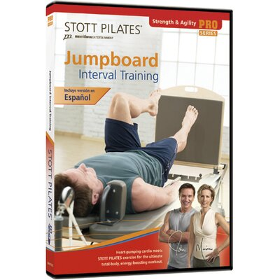 STOTT PILATES Jumpboard Interval Training DVD