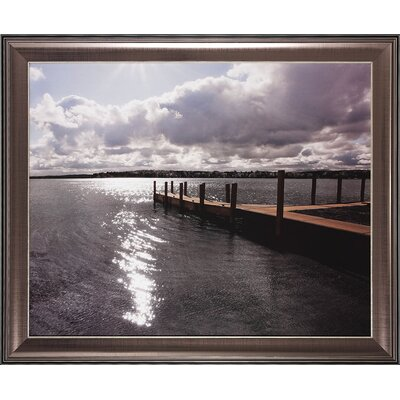 Propac Images Sunrise At Lake Wall Art