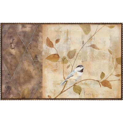 Propac Images Chickadee I/III Wall Art (Set of 2)