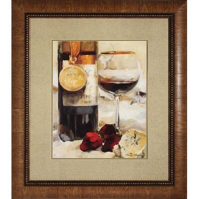 Wine II Framed Art