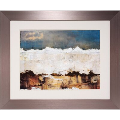 Propac Images On The Edge II Framed Painting Print