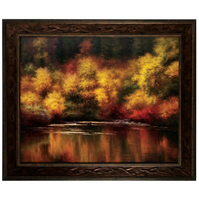 Propac Images Natures Mirror Framed Art