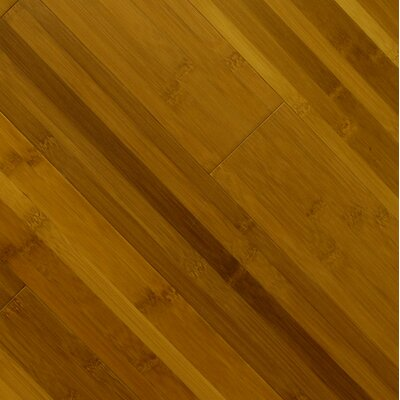 "Aurora Hardwood Bamboo 3-3/4"" Solid Horizontal in Tanned"