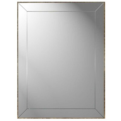 Modern Reflections Contemporary Wall Mirror