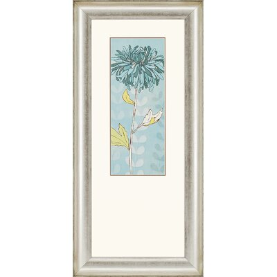 "Paragon Sarah's Garden by Adams Florals Art - 40"" x 19"""