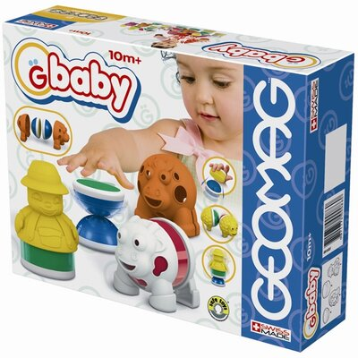 11 Piece Baby Farm Toy