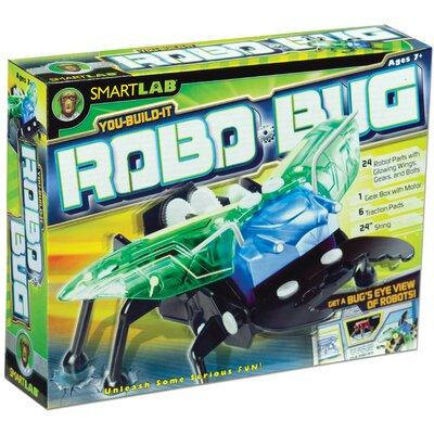 Smart Labs You Build It Robo-Bug