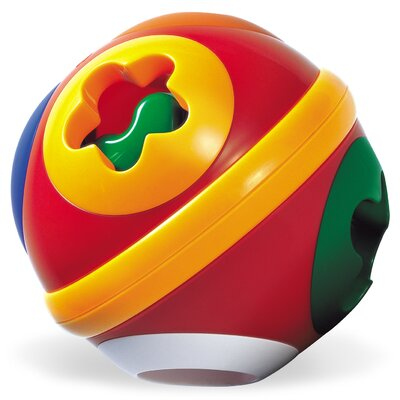 Rolling Ball Shape Sorter