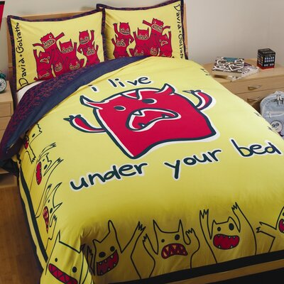 David & Goliath Monsters Duvet Collection