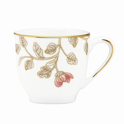 Marchesa by Lenox Painted Camellia 3 oz. Espresso Cup