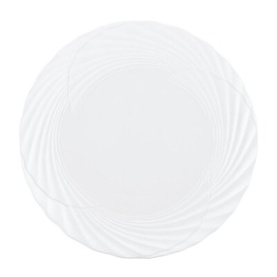 Marchesa by Lenox Pleated Swirl Dinner Plate