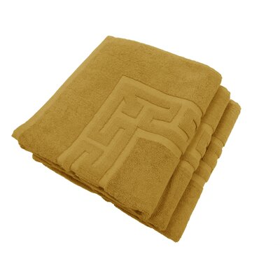 Textiles Plus Inc. Tub Mat Set (Set of 3)