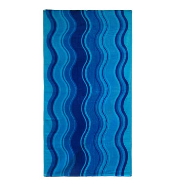 Mountain Range Beach Towel