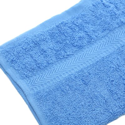 Textiles Plus Inc. Assorted Wash Cloth (Set of 8)