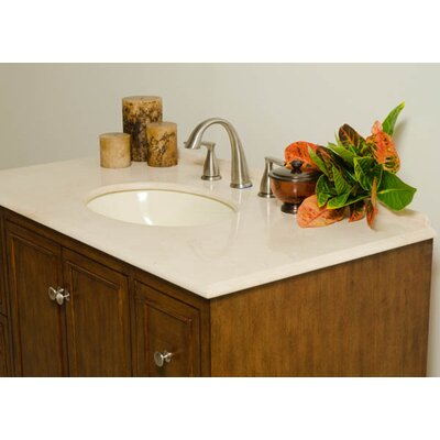 "Global Treasures Teresa 40"" Sink Cabinet Bathroom Vanity Set"