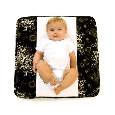 Ah Goo Baby The Plush Pad Memory Foam Changing Pad in Earth