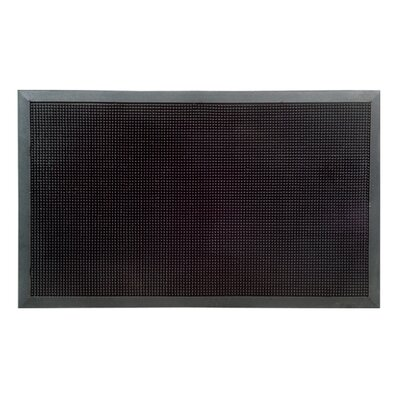 Imports Decor Rubber Studs Mats Doormat