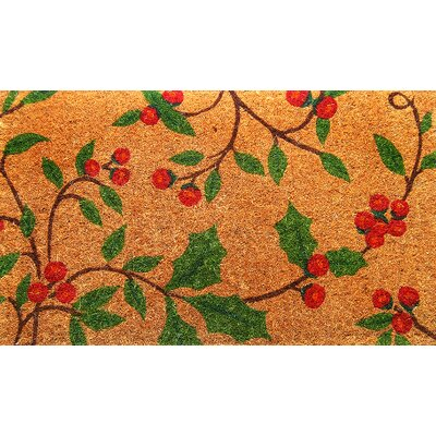 Imports Decor Holly Princess Doormat