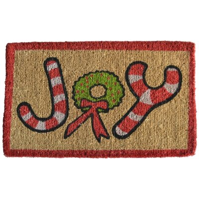 Imports Decor Joy Doormat