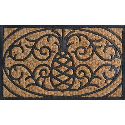 Imports Decor Pineapple Mat