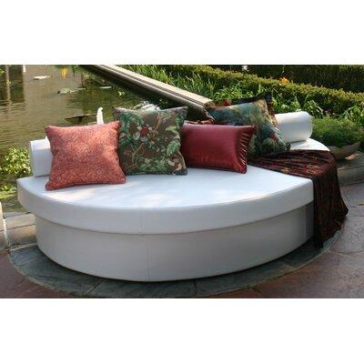 La-Fete Demi-Lune Outdoor Platform Bed