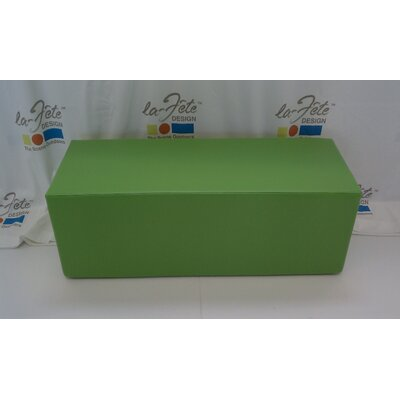 La-Fete Playful Bolds Vinyl Bench