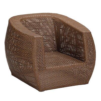 Sunset West Huntington Swivel Deep Seating Club Chair