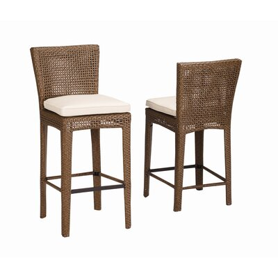 "Sunset West Huntington 30"" Barstool with Cushion"