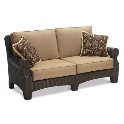 Sunset West Santa Barbara Sofa with Cushions