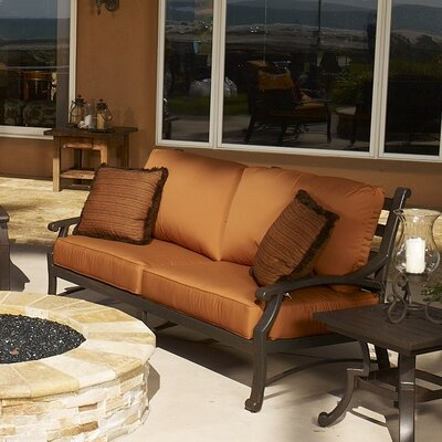 Sunset West Newport Sofa with Cushions