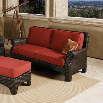 Sunset West Santa Barbara Sofa with Cushions