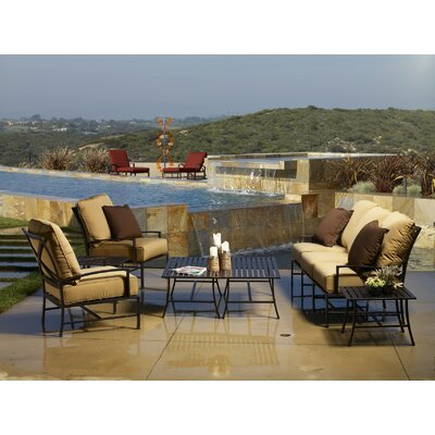 Sunset West La Jolla Deep Seating Group with Cushions