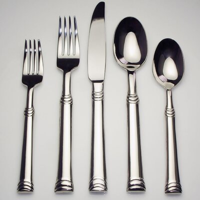 David Shaw Silverware Belize 20 Piece Flatware Set