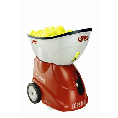 Lobster Sports Elite Freedom Tennis Ball Machine