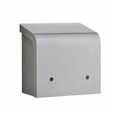 Reliance Controls Non-Metallic Power Inlet Box 30A