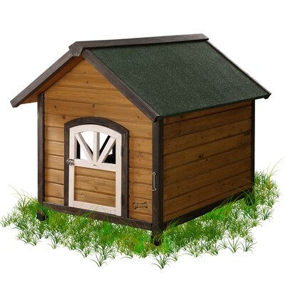 Pet Squeak Doggy Den Dog House