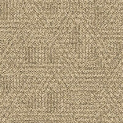 "Interface Stroll Magnolia Avenue Square 19.69"" x 19.69"" Carpet Tile in Blossom"