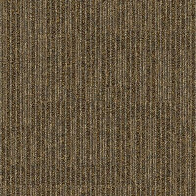 "Interface Stroll Poplar Lane Square 19.69"" x 19.69"" Carpet Tile in Root"