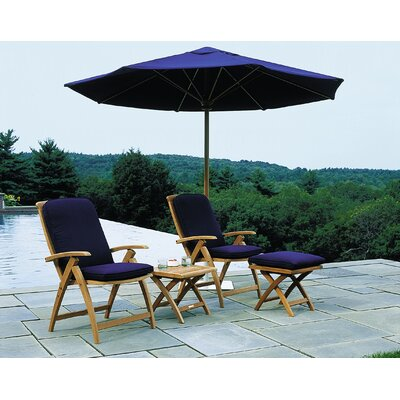 Kingsley Bate Catalina Lounge Seating Group with Cushions