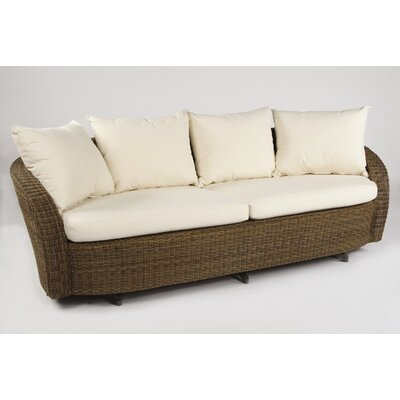 Kingsley Bate Carmel Sofa with Cushions