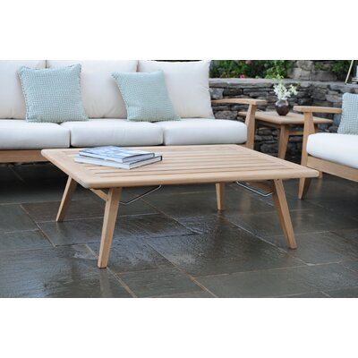 Kingsley Bate Ipanema Rectangular Coffee Table